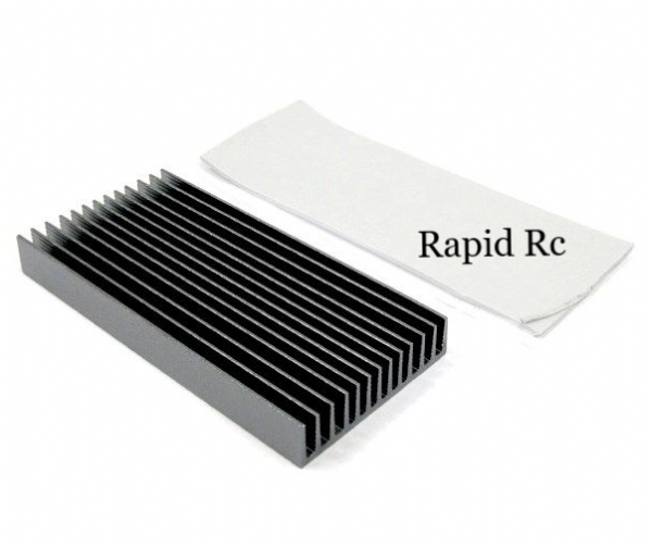 Heat sink Pack 39x80x9.5mm